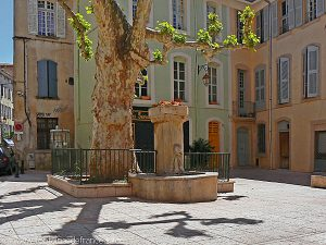 La Fontaine Place du Septier