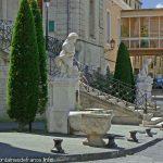 Les Fontaines Place Gabriel