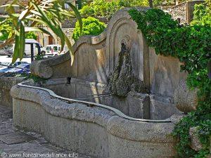 La Fontaine Passerelle de la Liberté