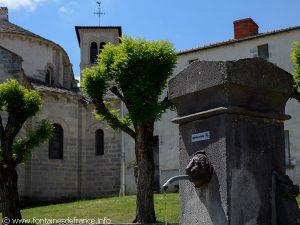 La Fontaine Place St-Jean