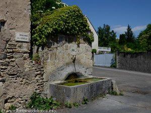 La Fontaine Montjoly