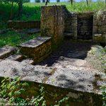 La Fontaine et la Lavoir de Coutant
