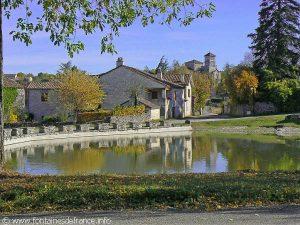 La Fontaine Lavoir Papillon
