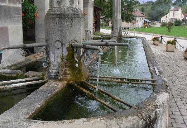 La Fontaine du Chêne