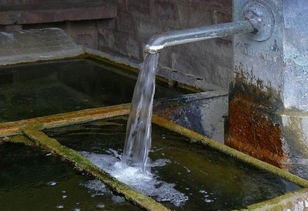 La Fontaine rue des Répargies