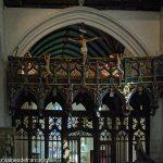 Le Jubé de la Chapelle St-Fiacre