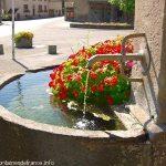 La Fontaine Engels-Brunnen
