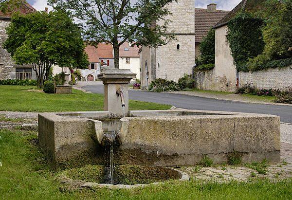 Les Fontaines de Rainans