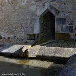 La Fontaine St-Martin et le Lavoir