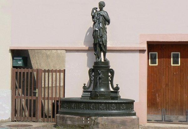 La Fontaine Diane de Gambies