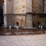 La Fontaine Place de l'Abbaye