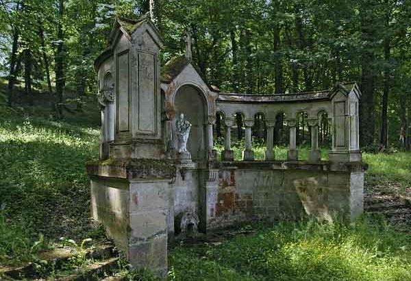 La Fontaine de Notre-Dame de Grâce