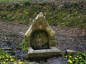 La Fontaine de la Chapelle St-Jean