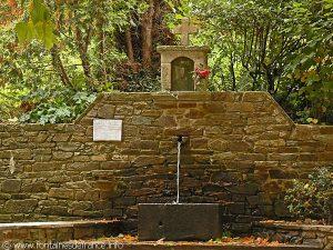 La Fontaine Saint-Martial