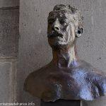 Buste d'Etienne Clémentel