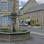 La Fontaine Place de la Grande Fontaine