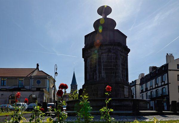 La Fontaine du Château d'Eau
