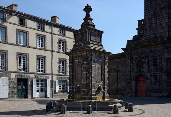 La Fontaine Ballainvillers