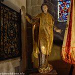 Statue de Saint-Amable