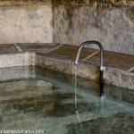 La Fontaine du Lion et le Lavoir