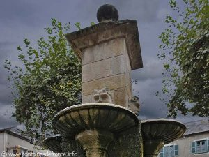 La Fontaine de la Marzelle