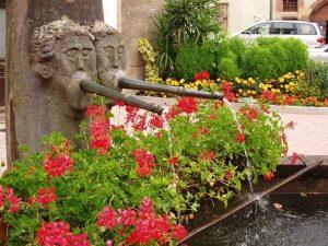 La Fontaine des Vignerons
