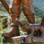 La Fontaine du Bûcheron
