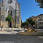 La Fontaine Place du Maréchal Foch