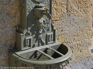 Les Fontaines de l'Eglise