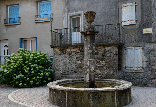 La Fontaine du Couderc