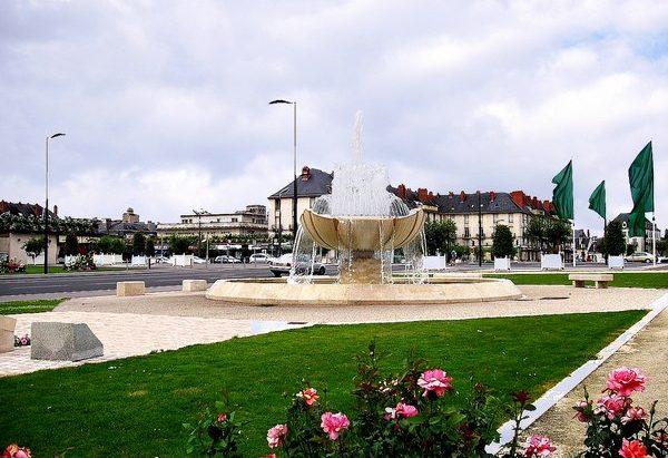 La Fontaine Place Anatole France