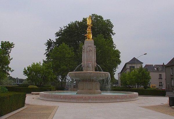La Fontaine Quai d'Orléans