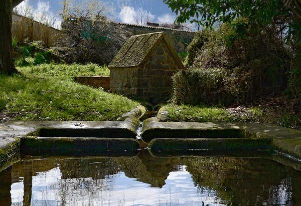 La Fontaine des Aulnays d'en Haut