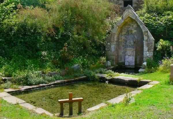 La Fontaine de la Chapelle Saint-Jacques