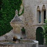 La Fontaine rue de l'Evêché