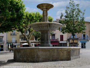 La Fontaine Place Montfort