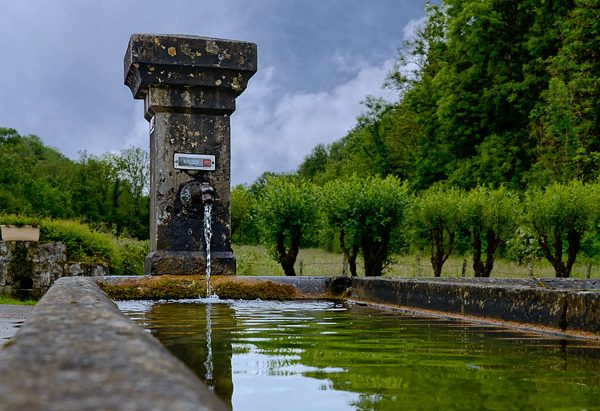 La Fontaine rue de la Lièze