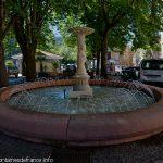 La Fontaine Place du Général De Gaulle