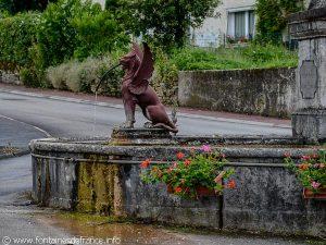 La Fontaine aux Griffons