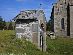 La Fontaine de la Chapelle Ste-Reine