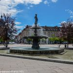 La Fontaine de la Déesse Marne