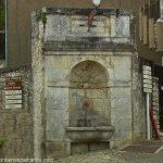 La Fontaine rue J.B Serre