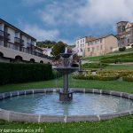 La Fontaine du Jardin de Bosredon