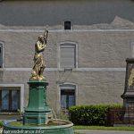 La Fontaine Jeanne d'Arc