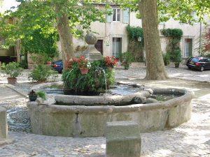 La Fontaine Place Louis XIV