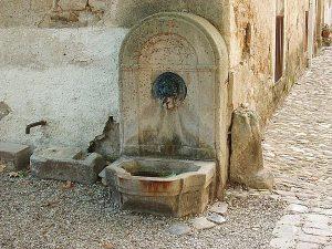 La Borne Fontaine Grande Rue