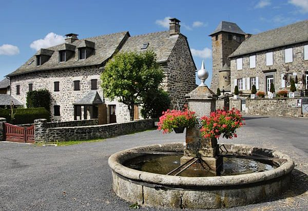 La Fontaine de la Place de la Fontaine
