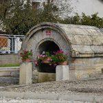 La Fontaine et le lavoir rue de la Fontaine