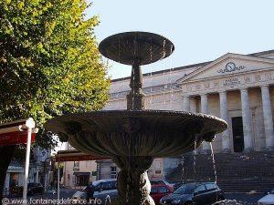 La Fontaine Place François Louvel