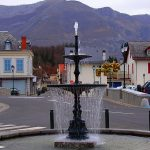 La Fontaine place de l'Eglise
